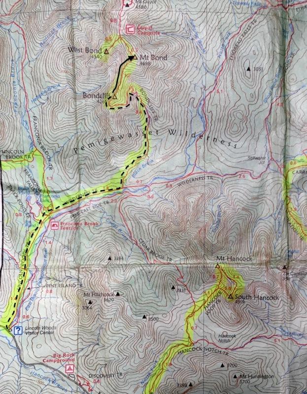 Bond Map - 6b